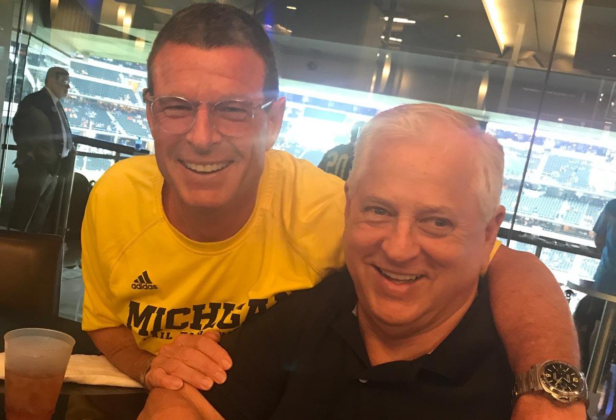 Borick and Johnson provide $300,000 Scholarship Challenge Match